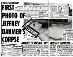 JEFFREY DAHMER : damner, condamner et/ou comprendre ? Damn, condemn and/or understand ?