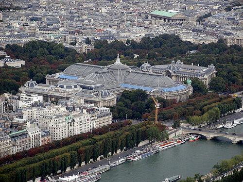 Petit Palais et Grand Palais