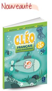 Spécimen Cléo CP/CE1