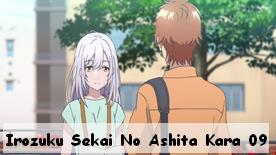 Irozuku Sekai No Ashita Kara 09