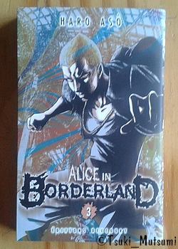 Alice in Borderland - tome 3