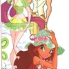 Winx Fruits groupe3
