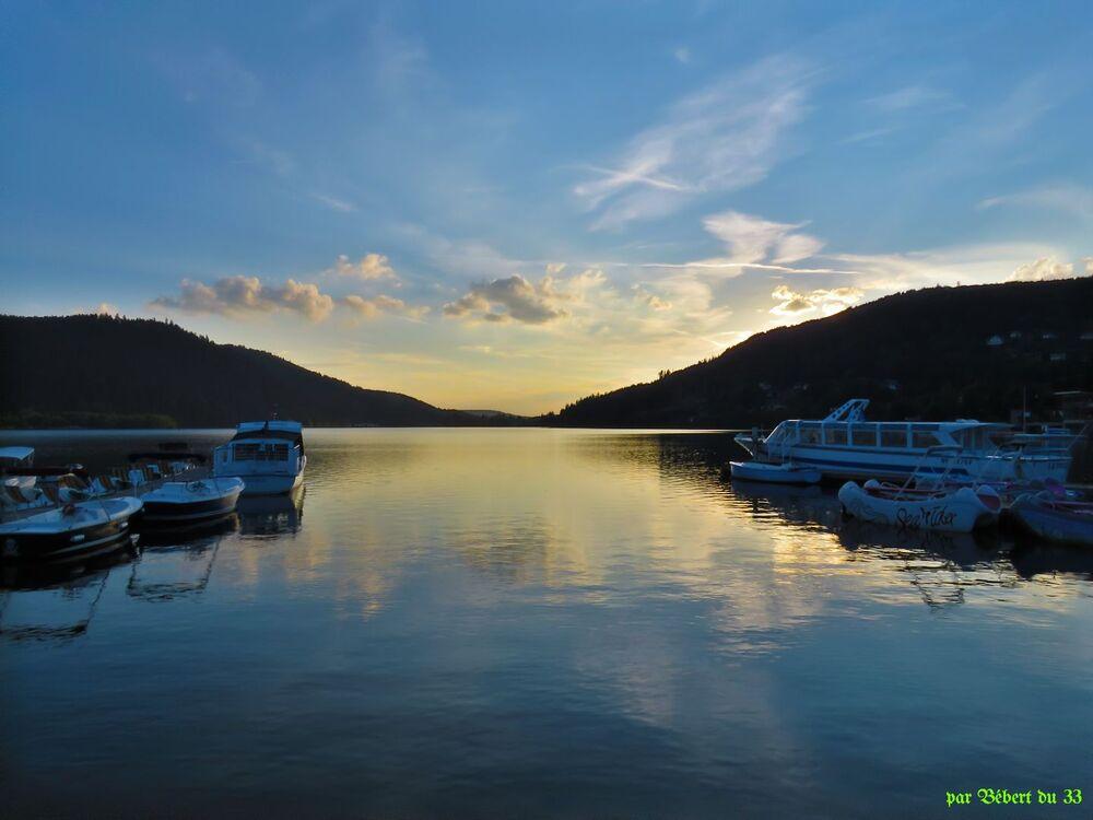 Le Lac de Gérarmer -3