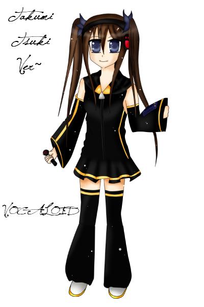 Tsuki Vocaloid