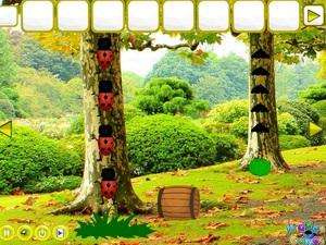 Jouer à Escape butterflies in flower forest