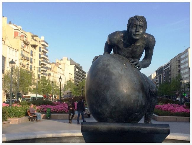 Quartier de Neuilly sur Seine.