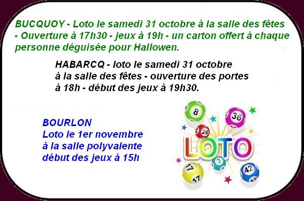 lotos du 31 oct 2015