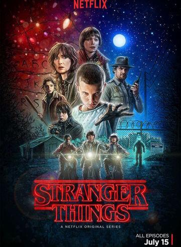 Stranger Things S.1