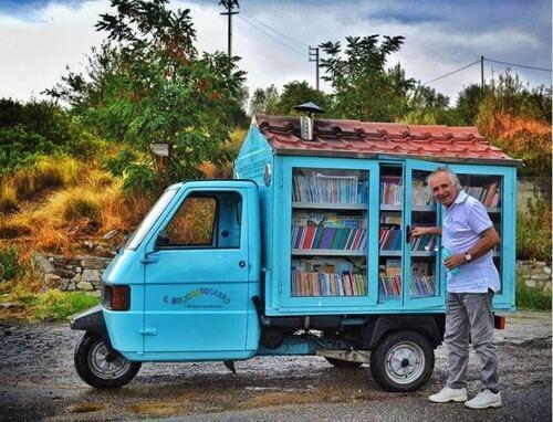 Partager l'amour des livres