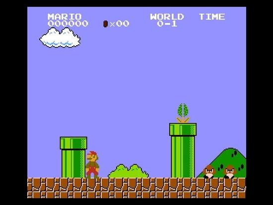 Super Mario Bros 1 s