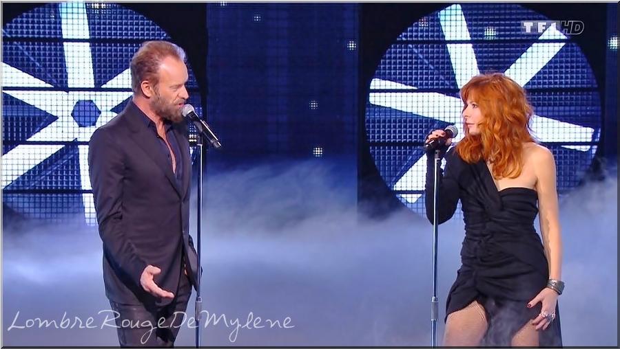 Captures (Stolen Car) Préstation TV NRJ Music Awards 07-11-2015 Série 1.