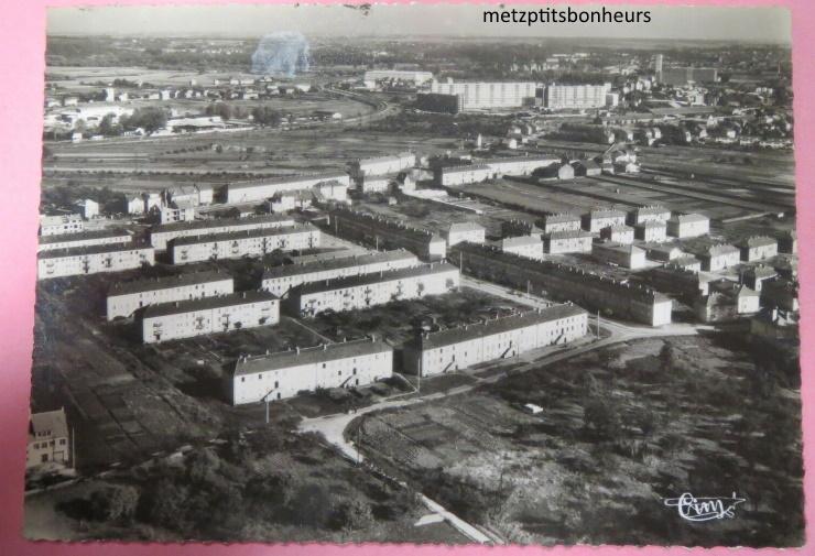 """Quartier """"Quatre Bornes"""" à Woippy..."""