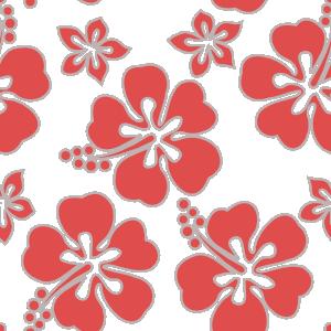 Motifs fleurs images de petit lu - Fleure hawaienne ...