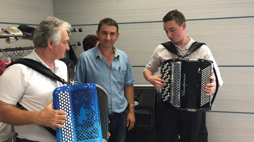GALA D4ACCORDEON A RIGNAC AVEYRON