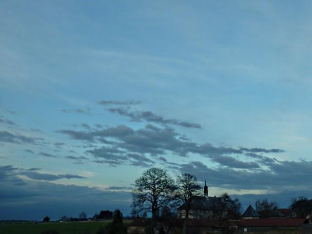 Ciel d'automne dans l'Est 16 mp1357 2010