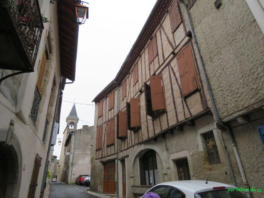 Lautrec dans le Tarn