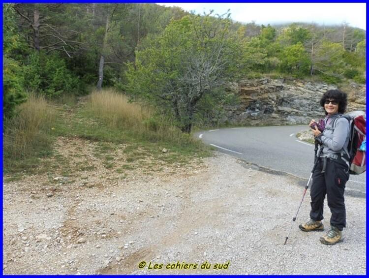 Gorges du Verdon, le sentier de la Faye