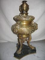 lampes en bronze