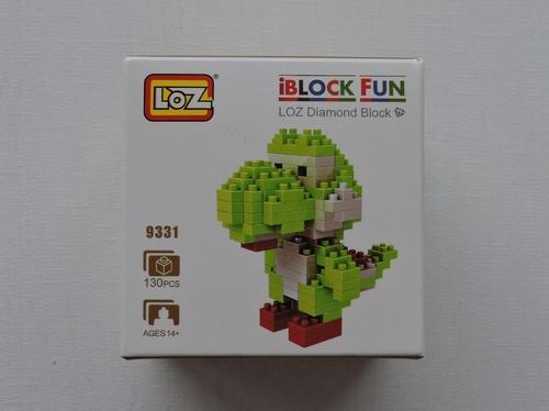 LOZ - Yoshi (130 pièces)