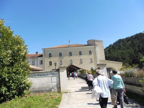 Excursion à Suze -La-Rousse : suite et fin.