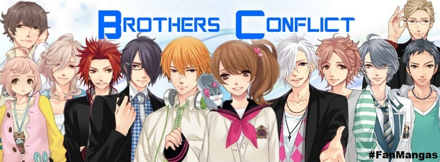 Brothers Conflict VOSTFR