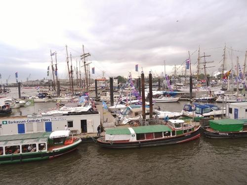 Hambourg : fête au port et nouvelle philharmonie