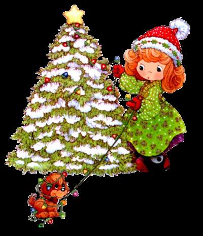 Enfant dessin Noël 2