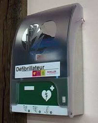 Le défibrillateur