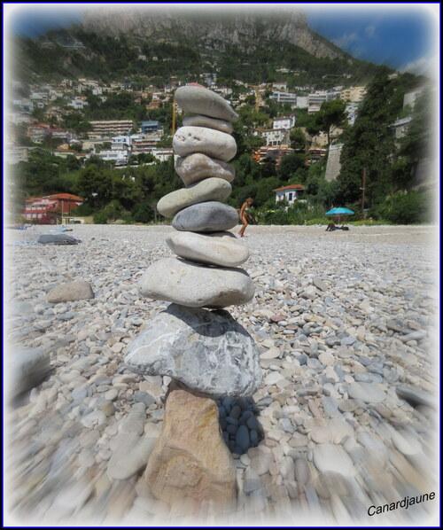 Topiaires de pierres