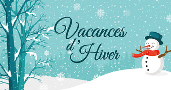 Image result for vacances d'hiver