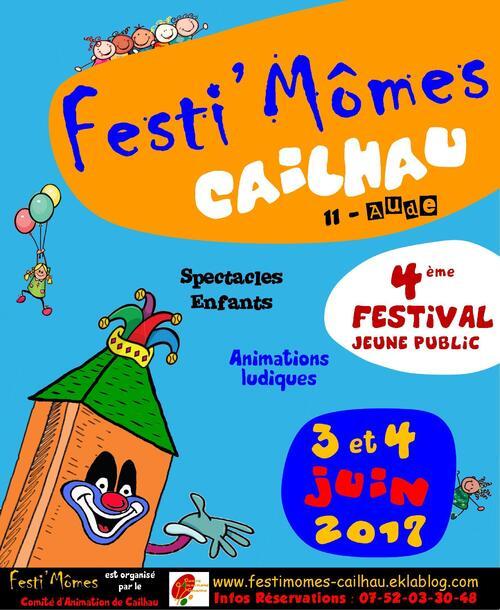 Festi'Mômes à Cailhau
