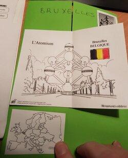 Projet villes du monde: BRUXELLES
