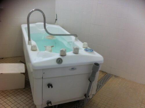 la baignoire hydro