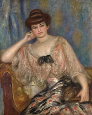Misia par Renoir