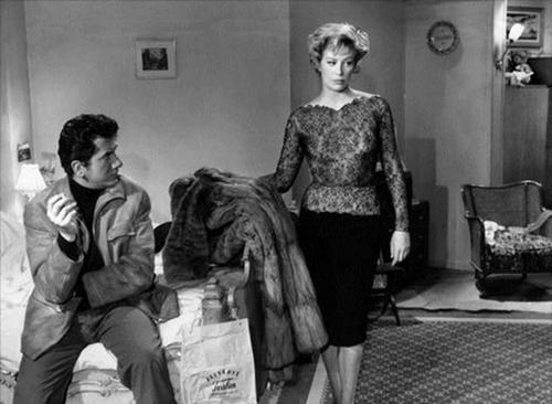 La fille de Hambourg, Yves Allégret, 1958