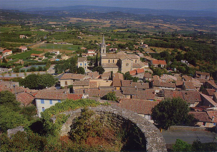 BONNIEUX (Vaucluse)