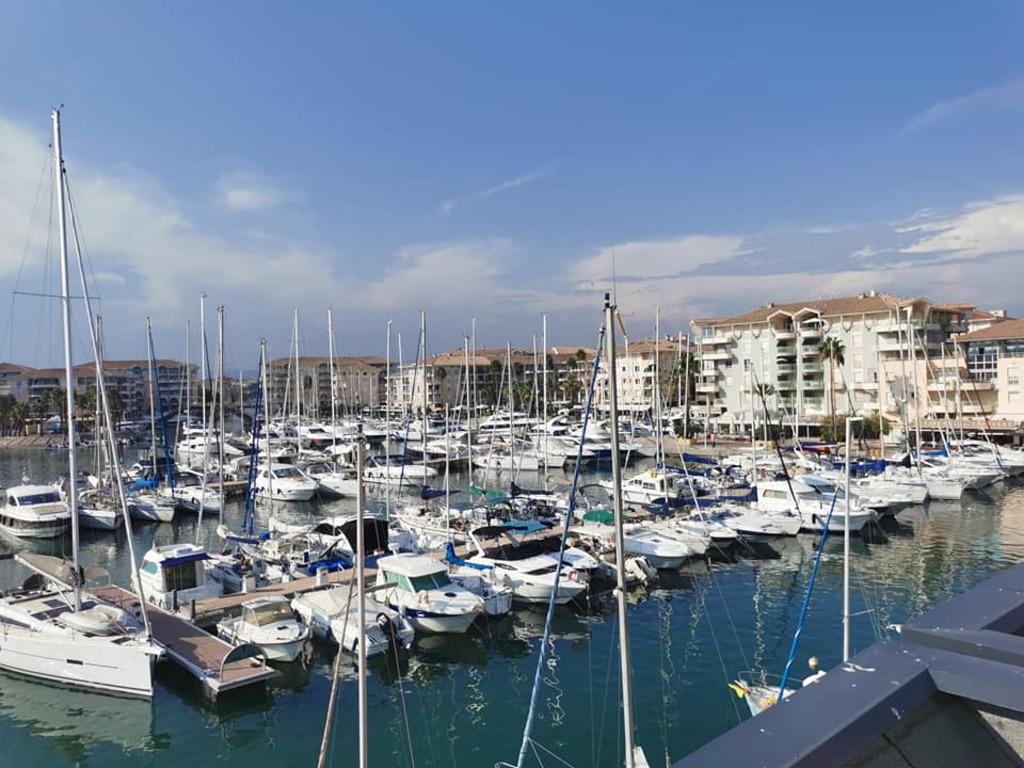 Port Fréjus...Intermède...