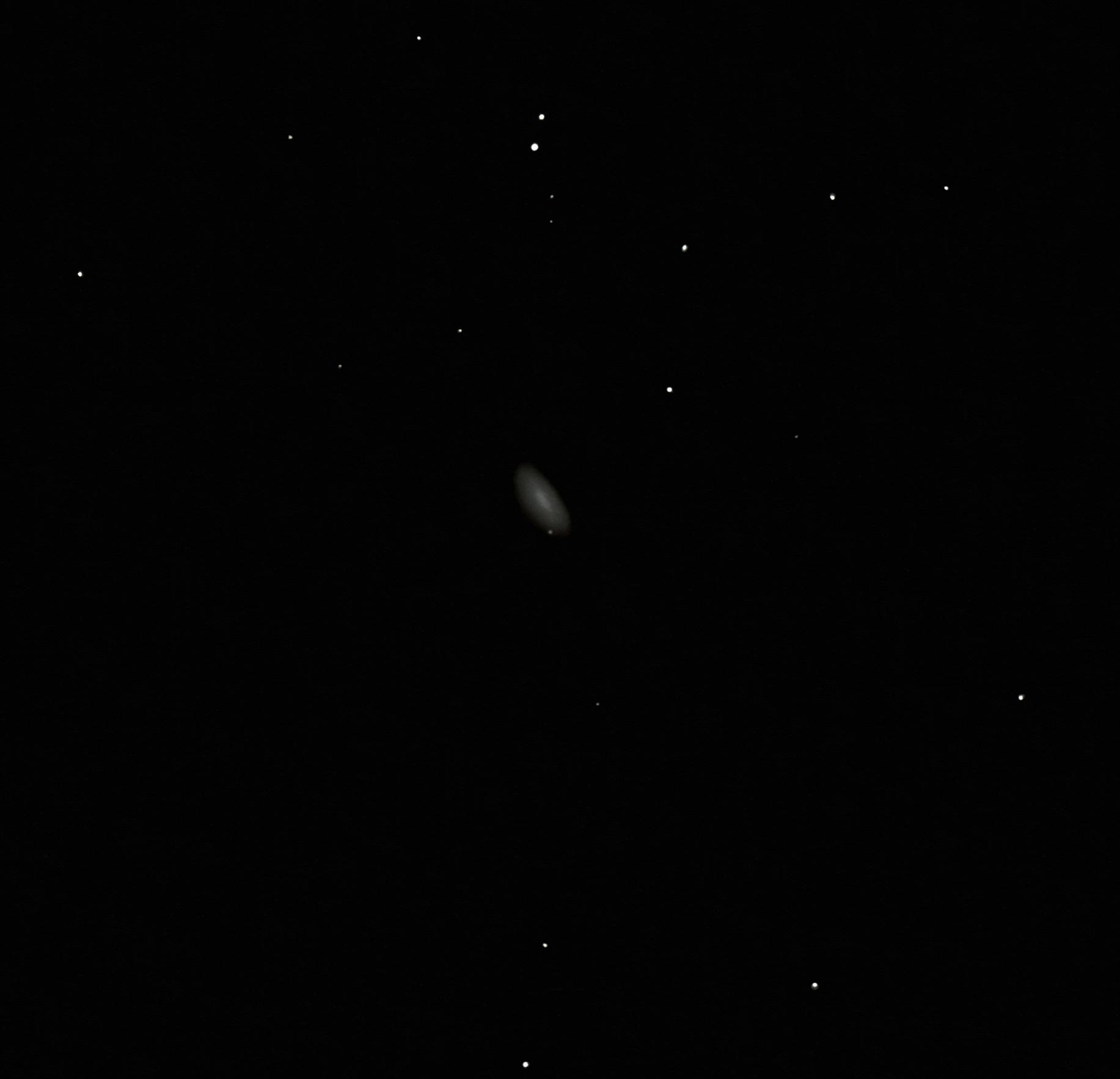 NGC 6824 galaxy