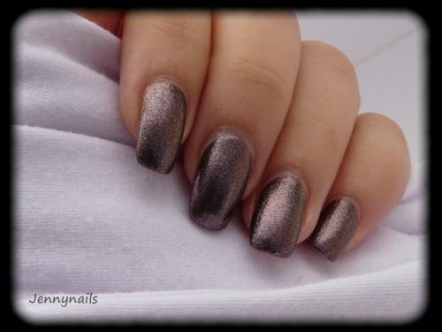 - Swatch - KIKO : Chemical Purple (408)