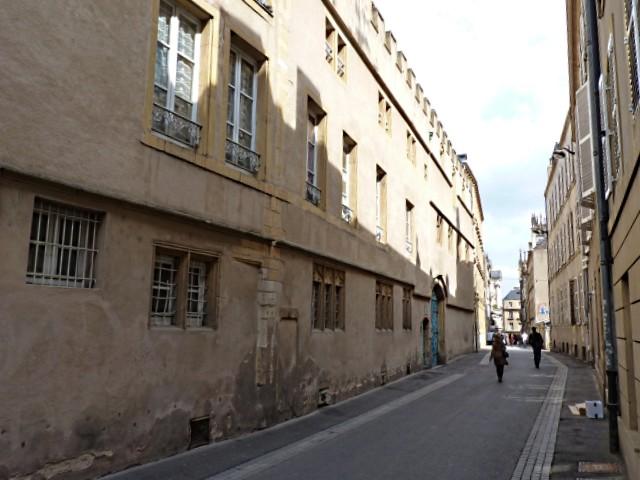 Hôtel de Gargan Metz 9 Marc de Metz 2011