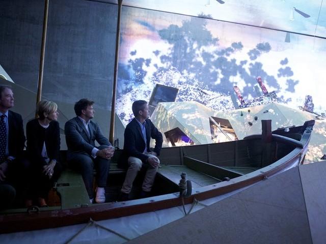 Inauguration du Musée Tirpitz