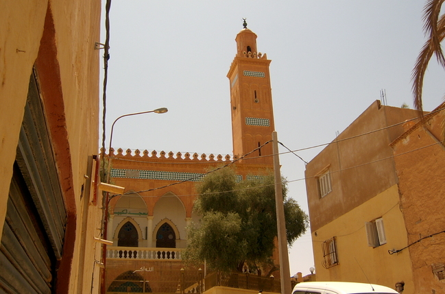 Bienvenue  à Laghouat
