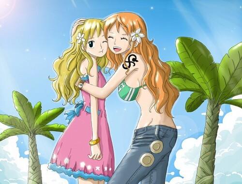 Iva et Yumichika