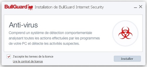BullGuard Internet Security 18 - Licence 1 an gratuit