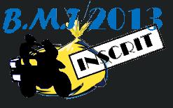 Bougnat moto Tour ....logo