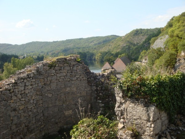 Luzech, le Donjon 8