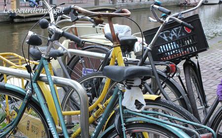 Des vélos, partout des vélos !