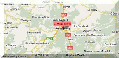 Visite de Remiremont (88)