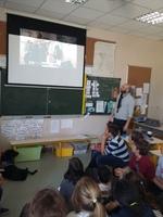 Témoignage à l'école St François La Membrolle-sur-Longuenée 07/04/17