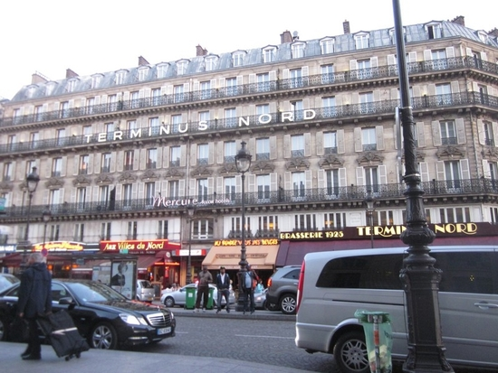Hotel Mercure Paris